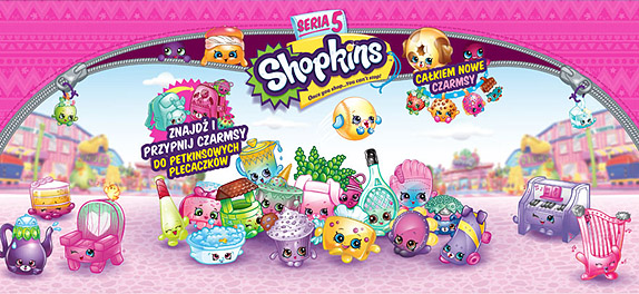 Shopkins Sezon Seria 5