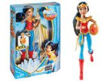 Mattel Superbohaterka Wonder Women supermoc ZA2733