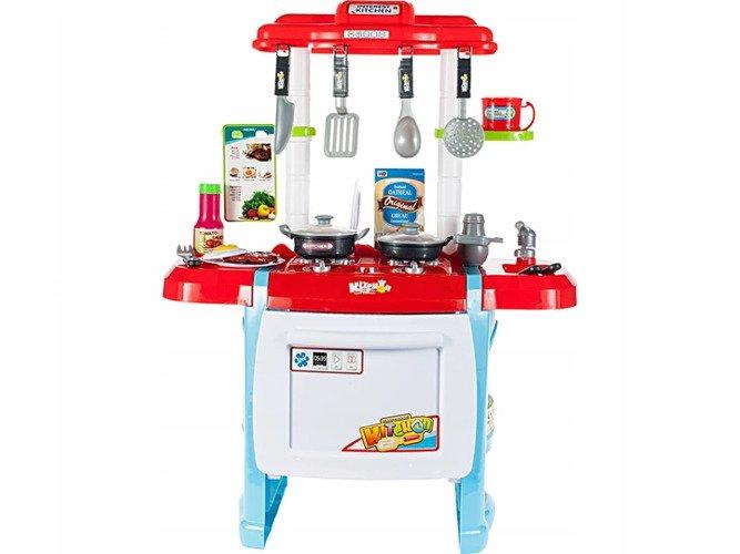 Kuchnia Dla Dzieci 19x Akcesoria Piekarnik Zlew Zabawki Agh Kuchnie