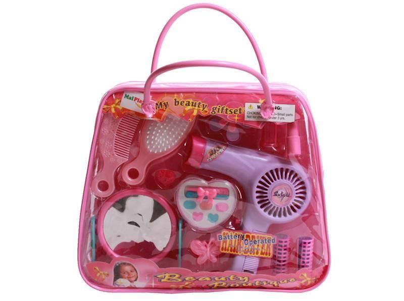 Kosmetyki Zestaw Piękności Dla Modelki Dzieci Zabawki Agd