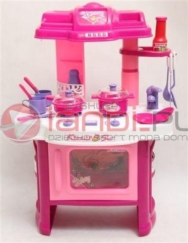 Kuchnia Dla Dzieci Zlew Piekarnik Akcesoria Zabawki Agh Kuchnie